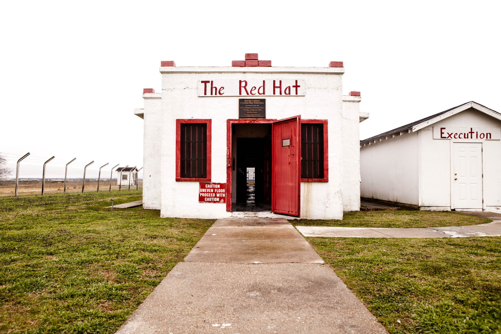 Angola Prison - The Red Hat